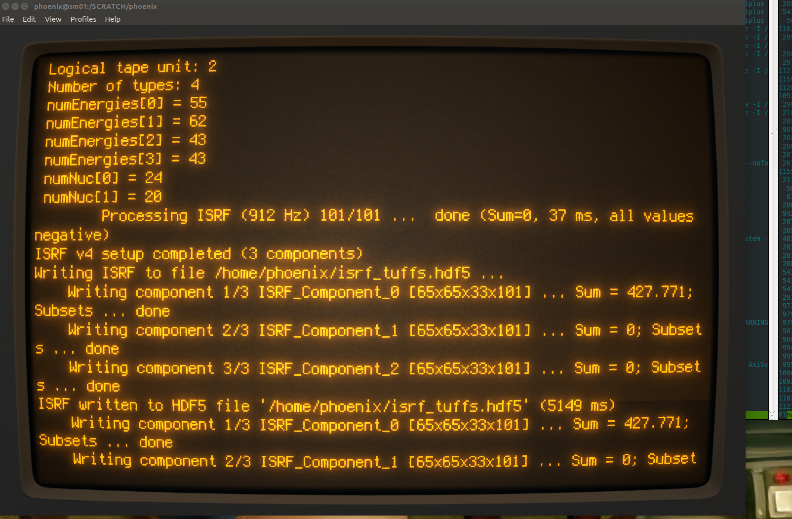 Featured image of post Cool Linux Terminal: cool-retro-term