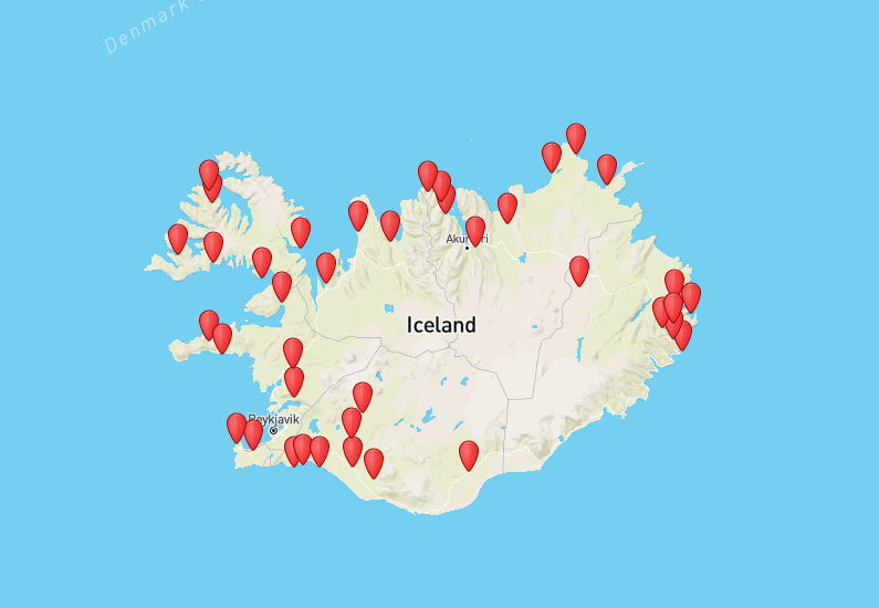 Featured image of post Island - CampingCard Locations 2019