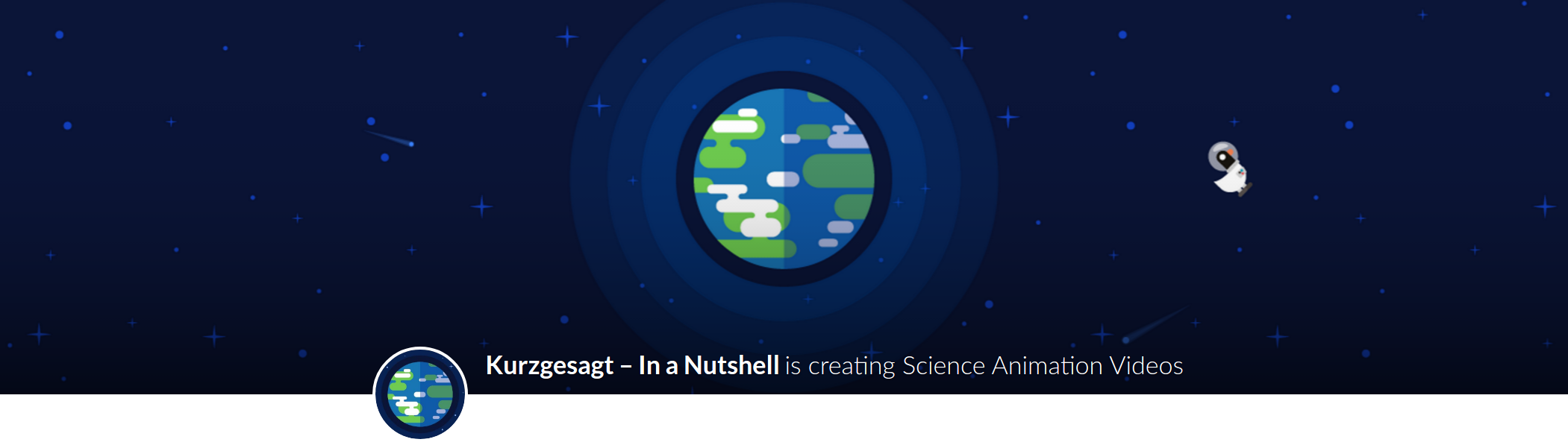 "Featured image of post I'm a patreon for ""Kurzgesagt - In a nutshell"""