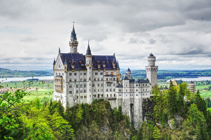 Featured image of post Neuschwanstein Castle